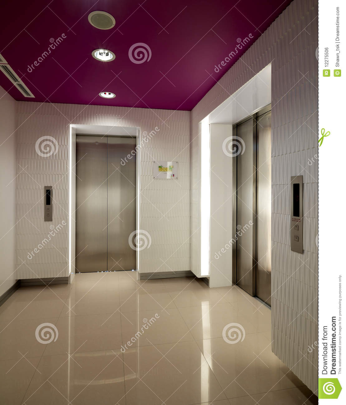 Interior Design Royalty Free Stock Image - Image: 12275506