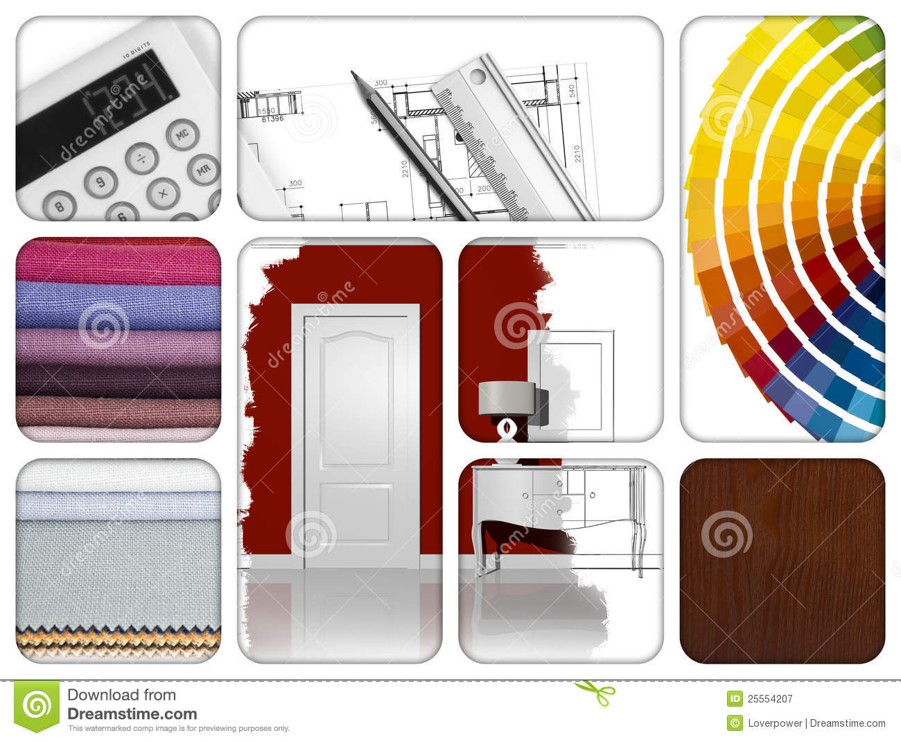 Interior Design Royalty Free Stock Photography Image