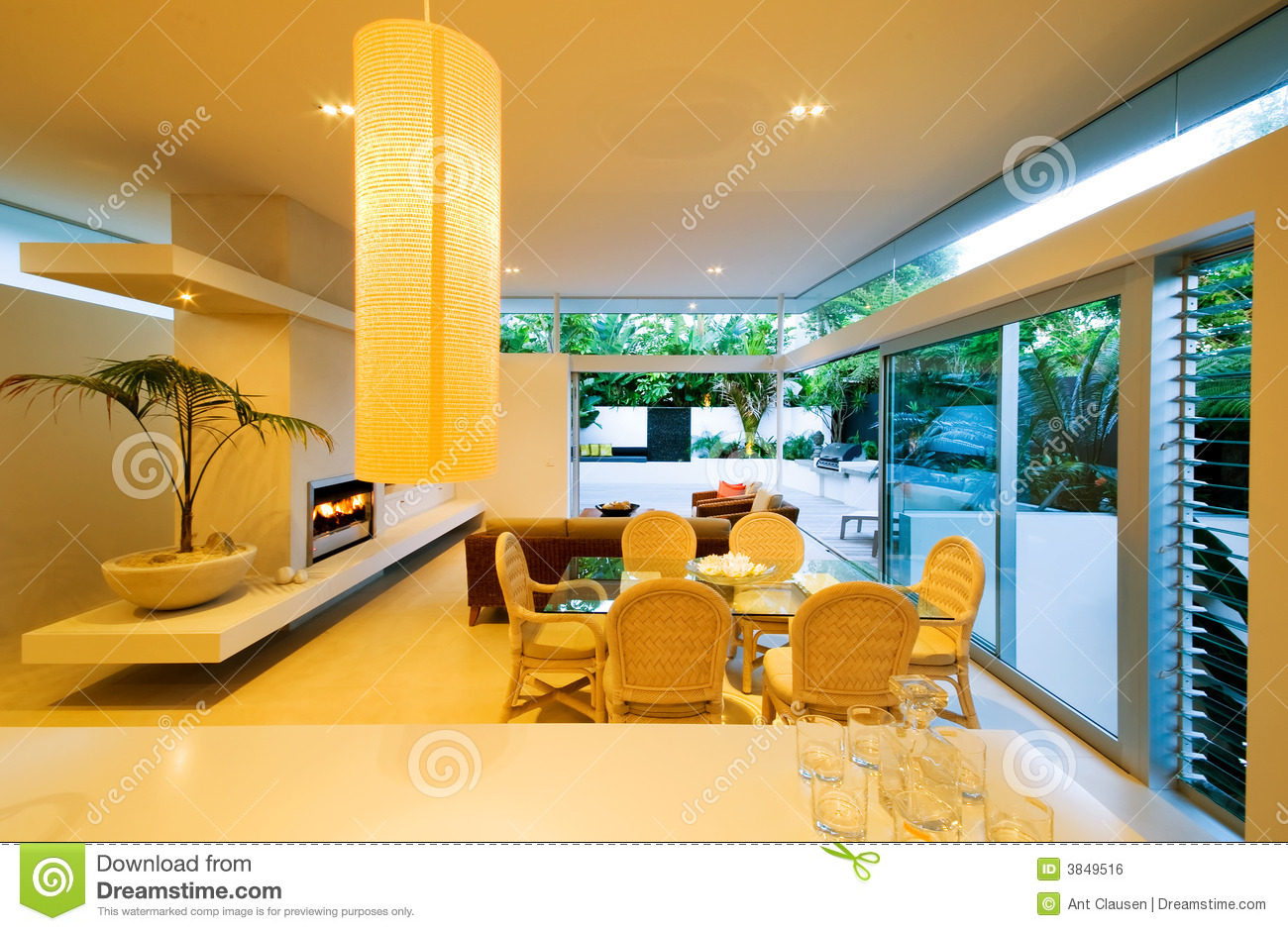 Interior Design Royalty Free Stock Image Image 3849516