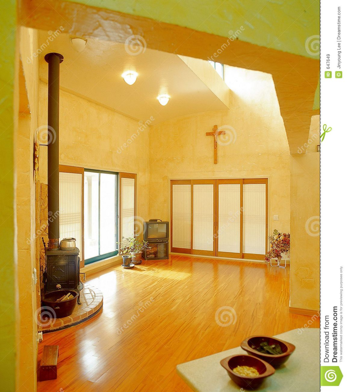 Interior Design Royalty Free Stock Images Image 647649