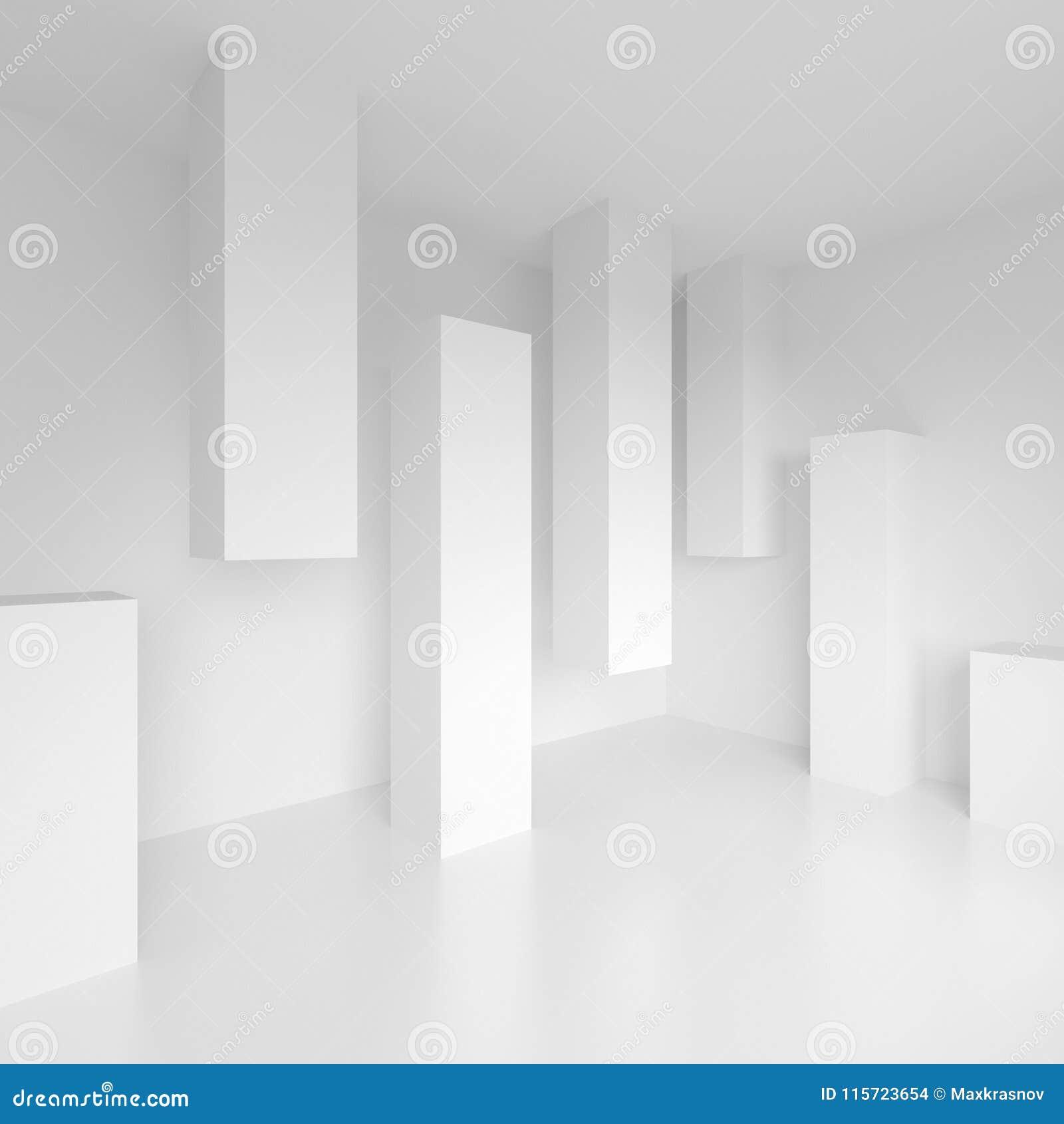 Interior design astratto fondo della stanza dell 39 ufficio w for Design stanza ufficio