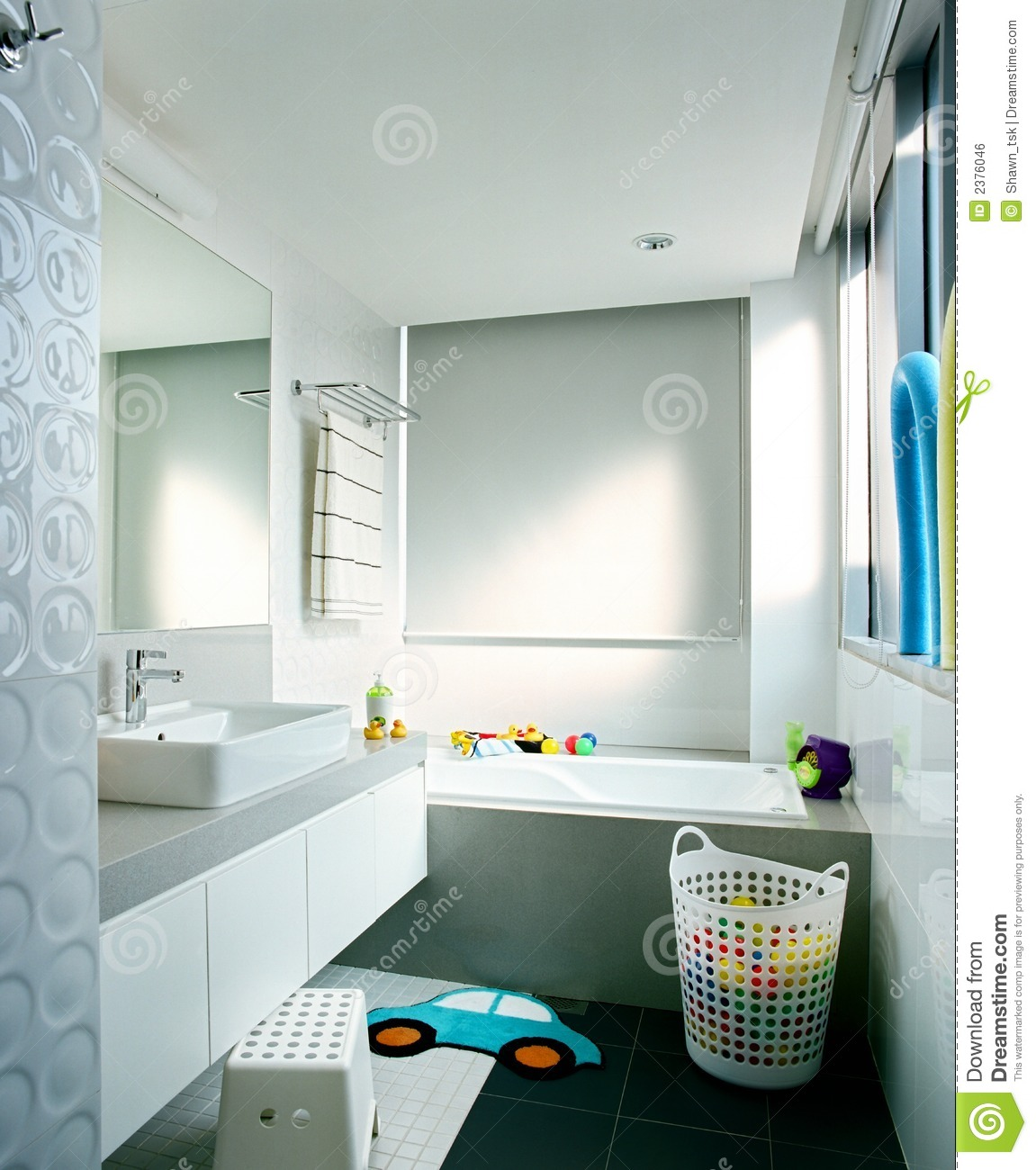 Interior design - bathroom stock photo. Image of bathroom - 2376046