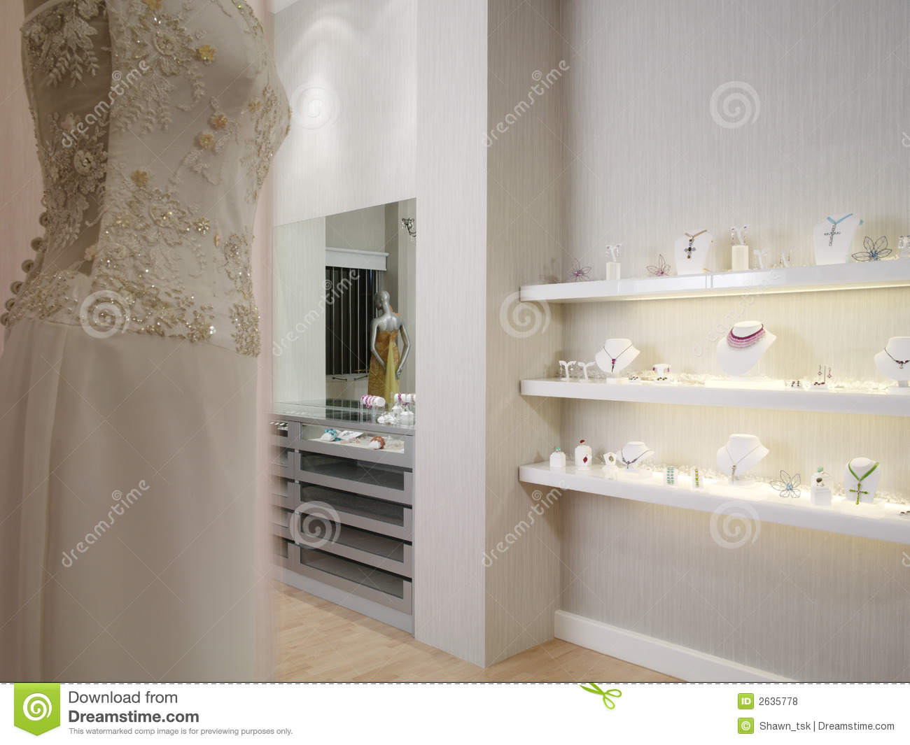 Interior Design Bridal Royalty Free Stock Photos Image