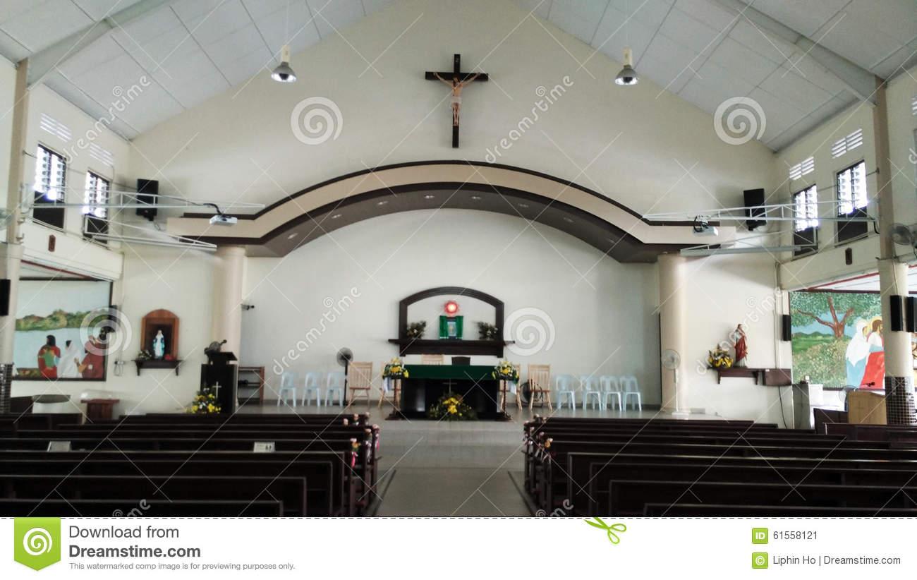 Interior Design Of Christian Church
