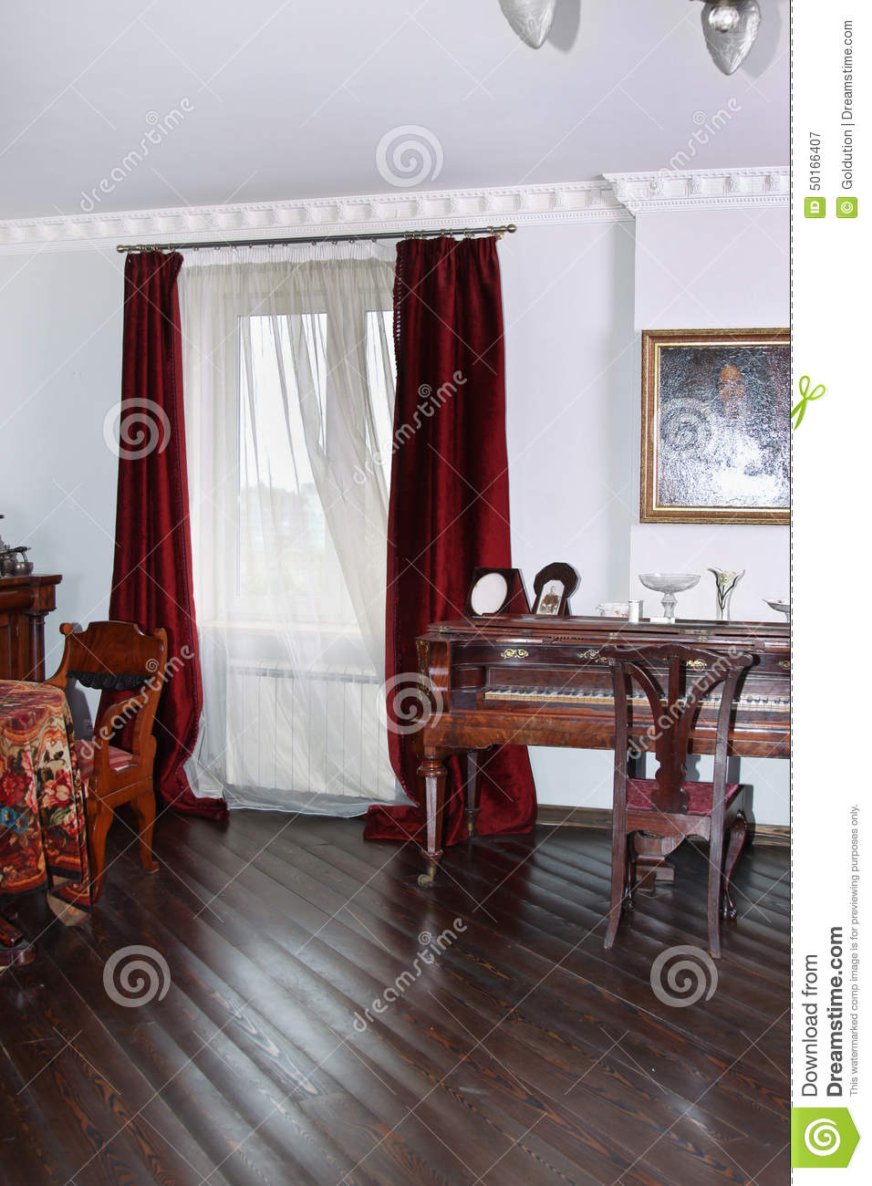 Interior Design Details Stock Image Image Of Expensive