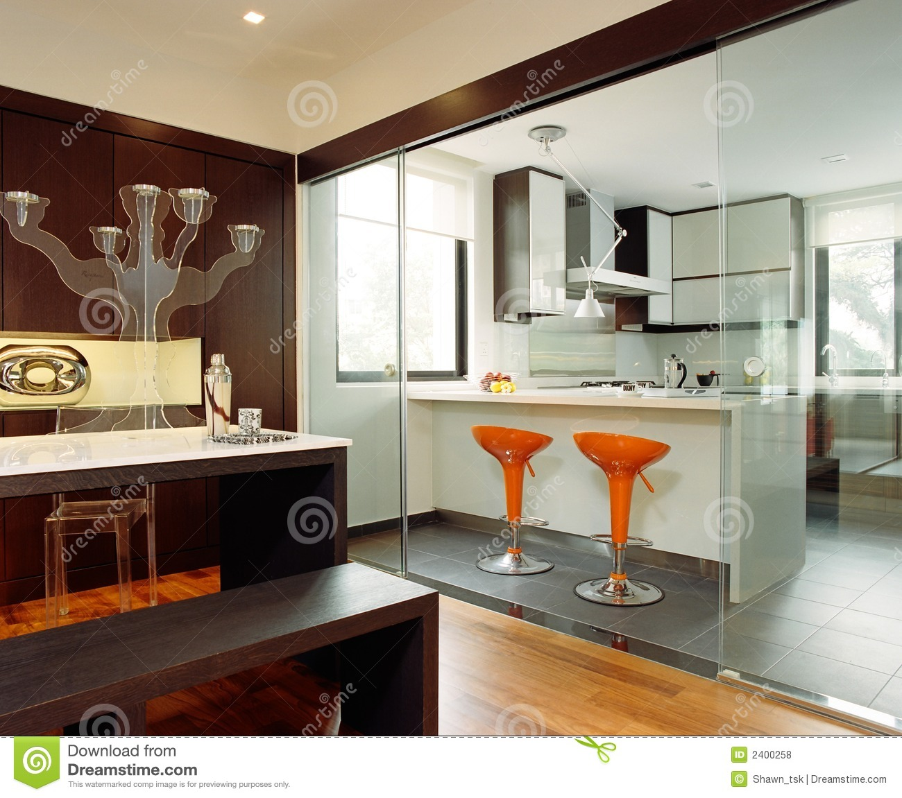 Dry And Wet Kitchen Design Photos: Dining Royalty Free Stock Photos