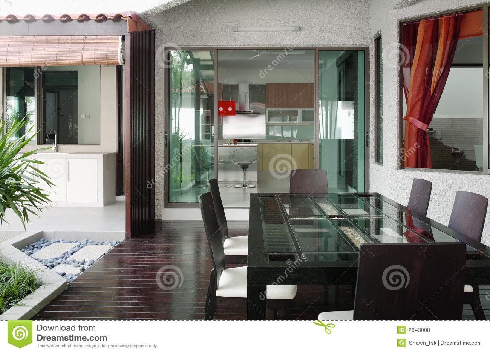 Interior Design Dining Royalty Free Stock Photos Image 2643008
