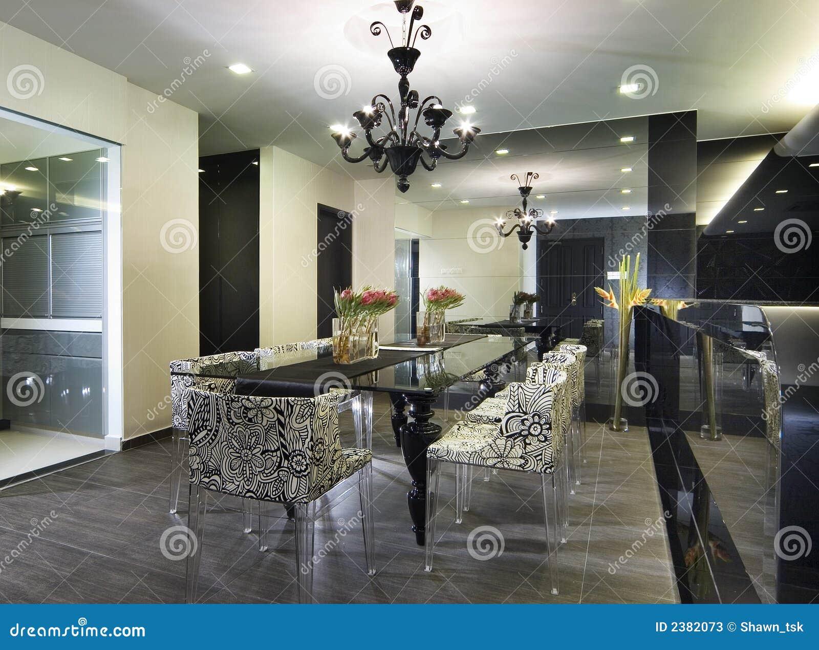 Interior design dining area stock photos image 2382073 for Interior decorators in my area