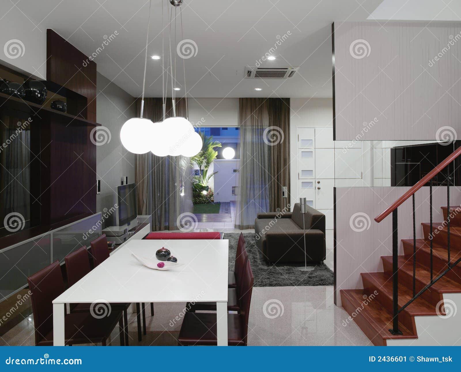 Dining Area Interior Design Seligat Wallpaper