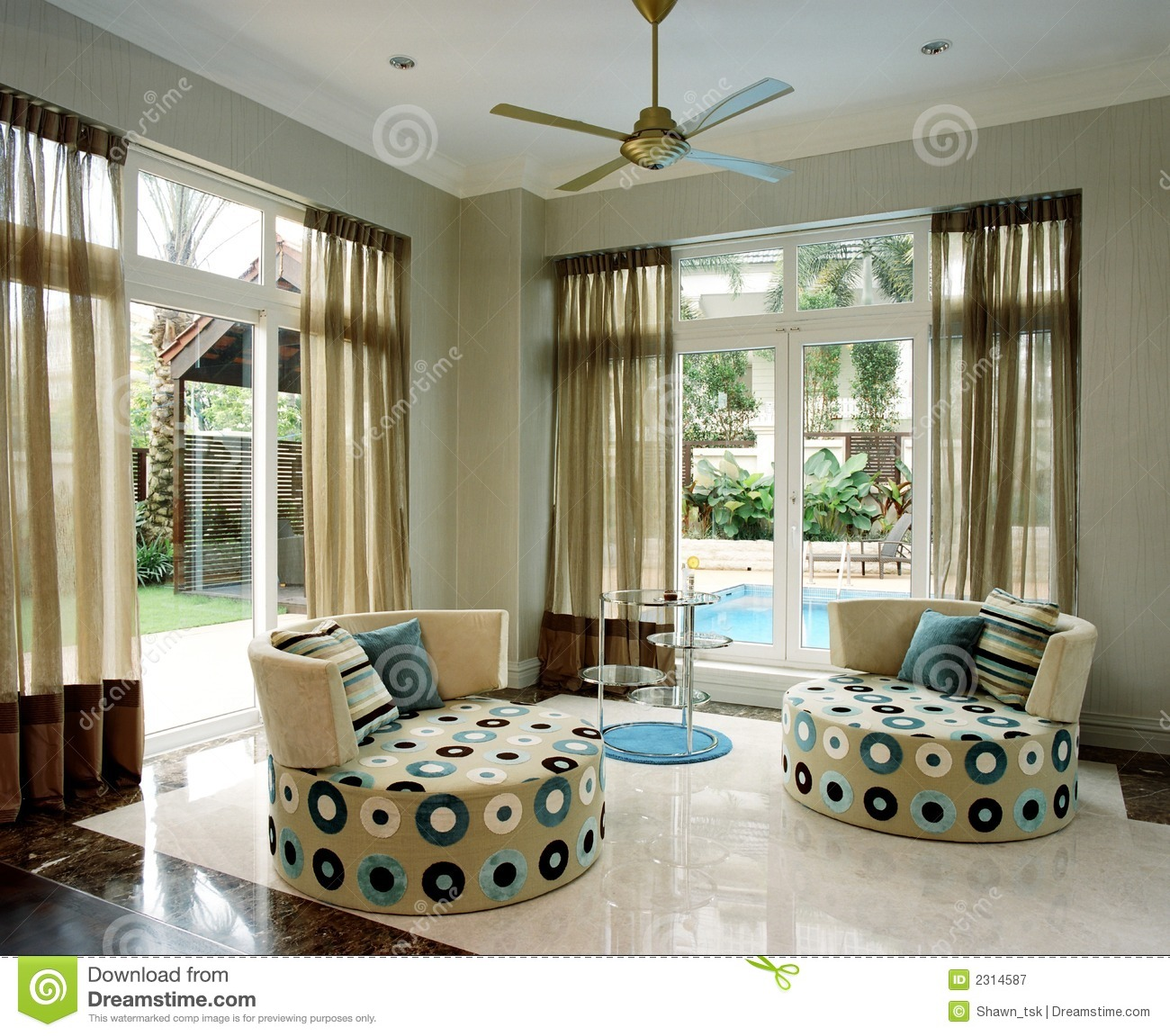 Interior Design Royalty Free Stock Photos - Image: 25481298