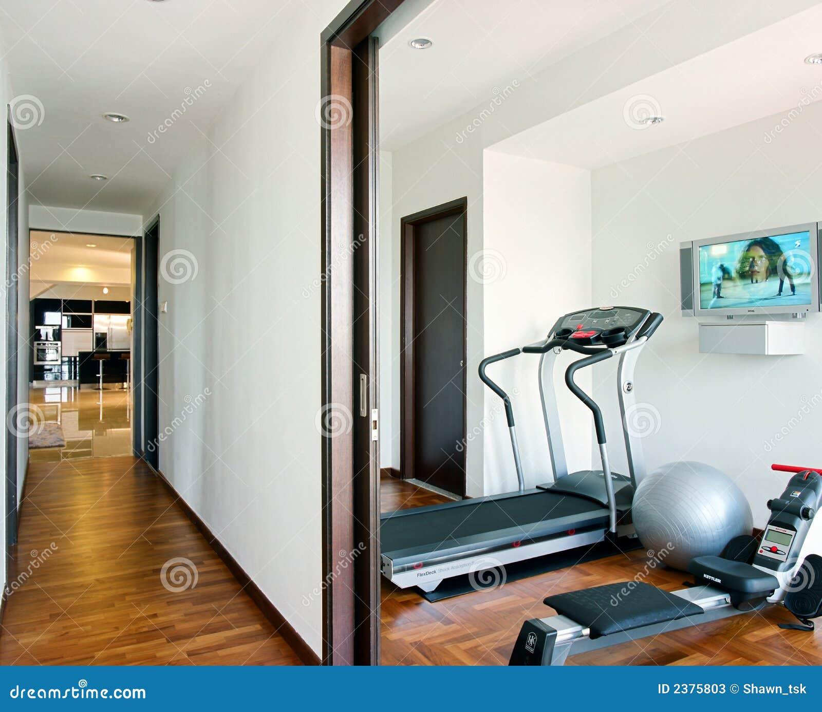 Interior Design - Gym Stock Photos - Image: 2375803