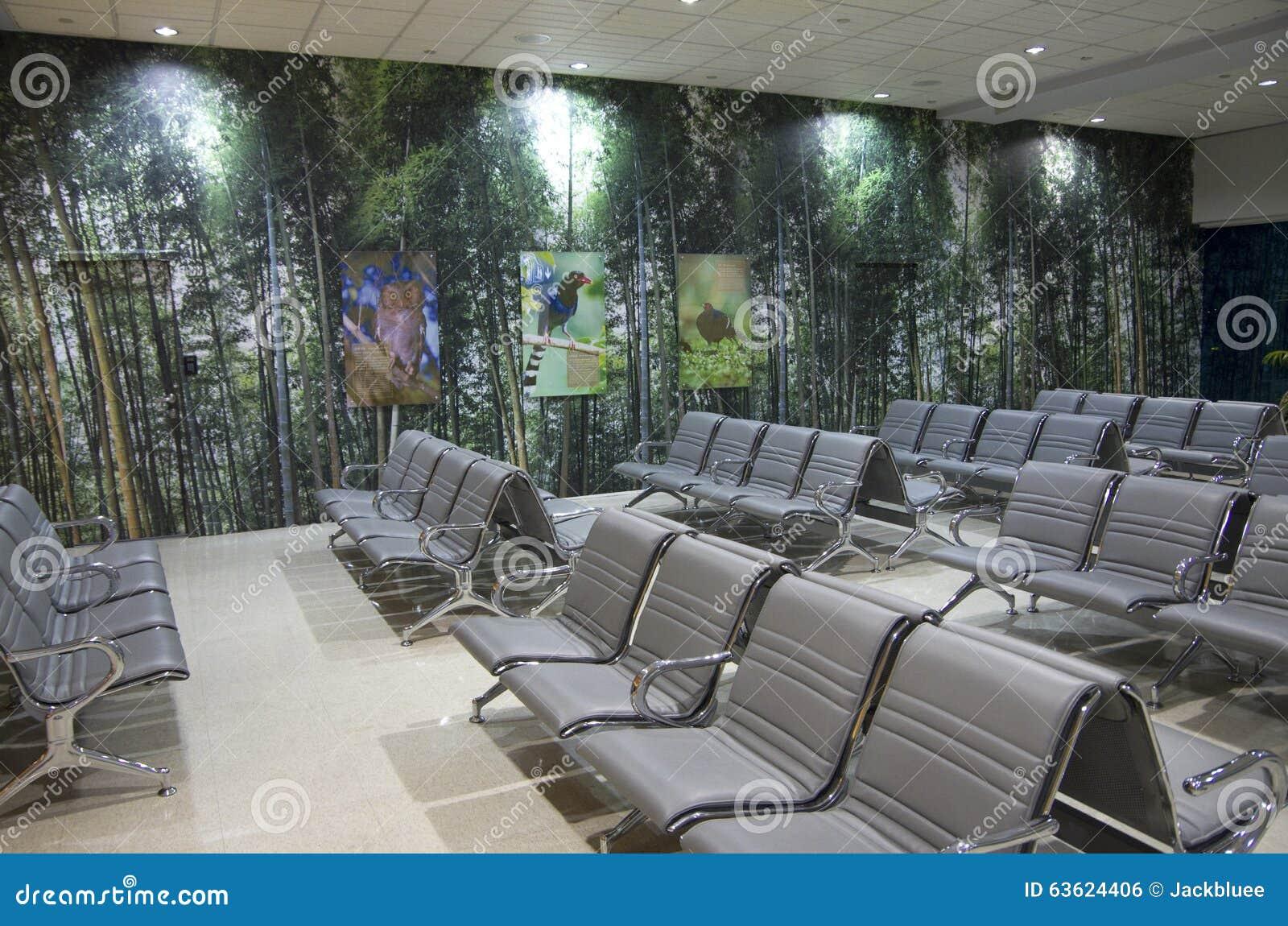 Interior Design Ideas Airport Waiting Room Editorial Photo 63624389