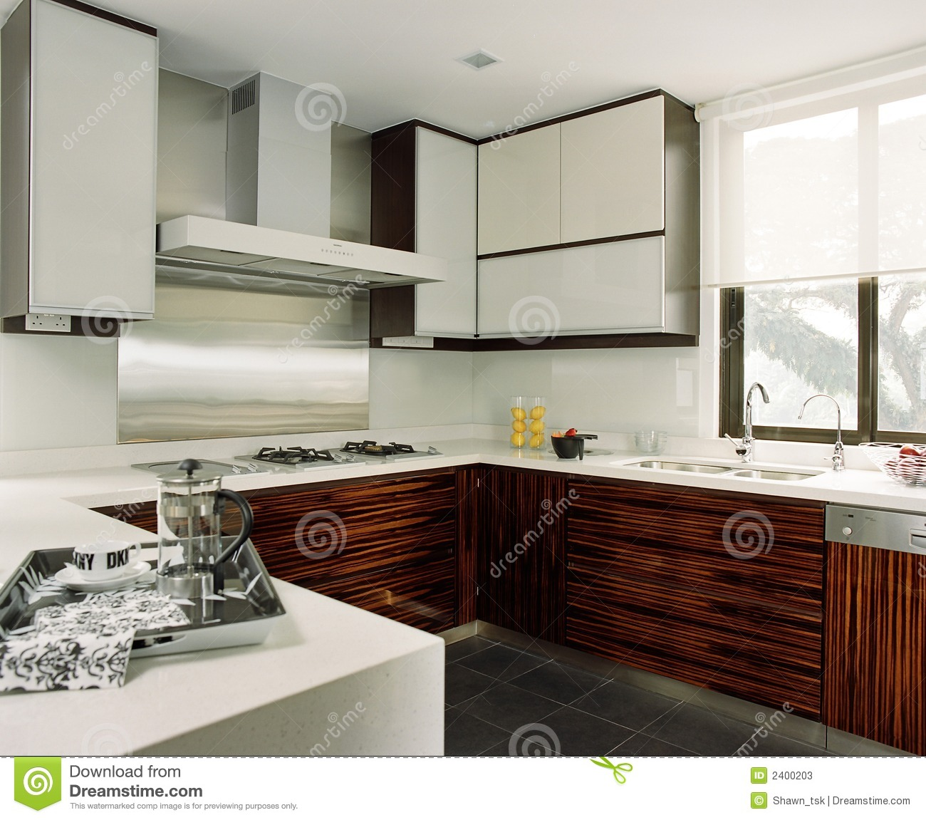 Interior Design Kitchen Stock Photos Image 2400203