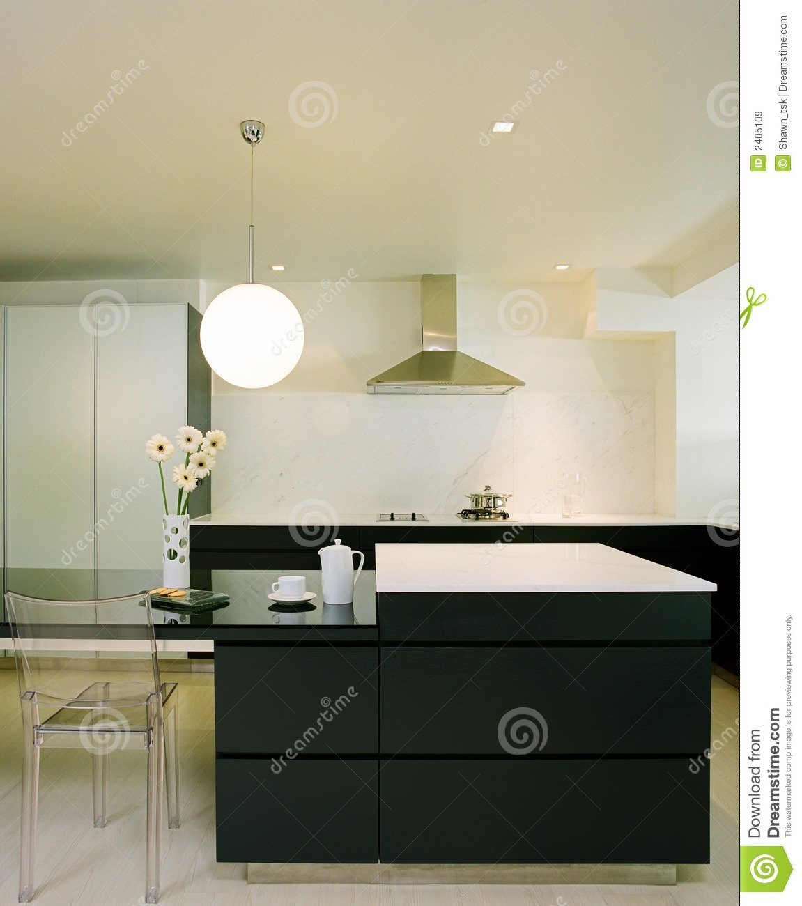 Interior Design Kitchen Royalty Free Stock Images Image 2405109