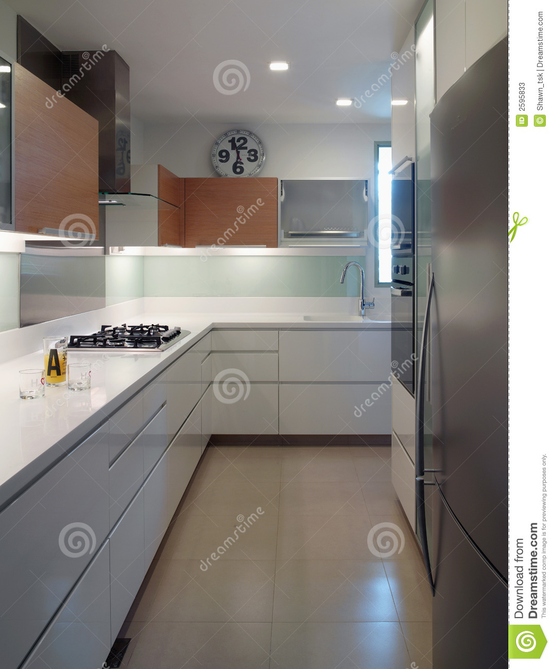 Interior Design Kitchen Stock Photos Image 2595833