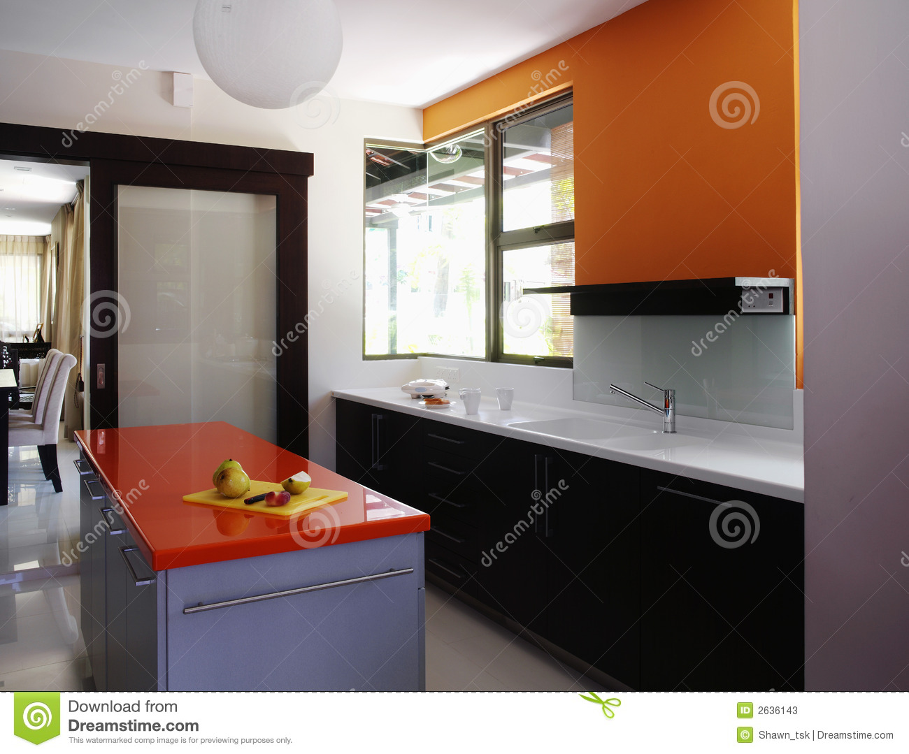 Interior Design Kitchen Stock Photos Image 2636143
