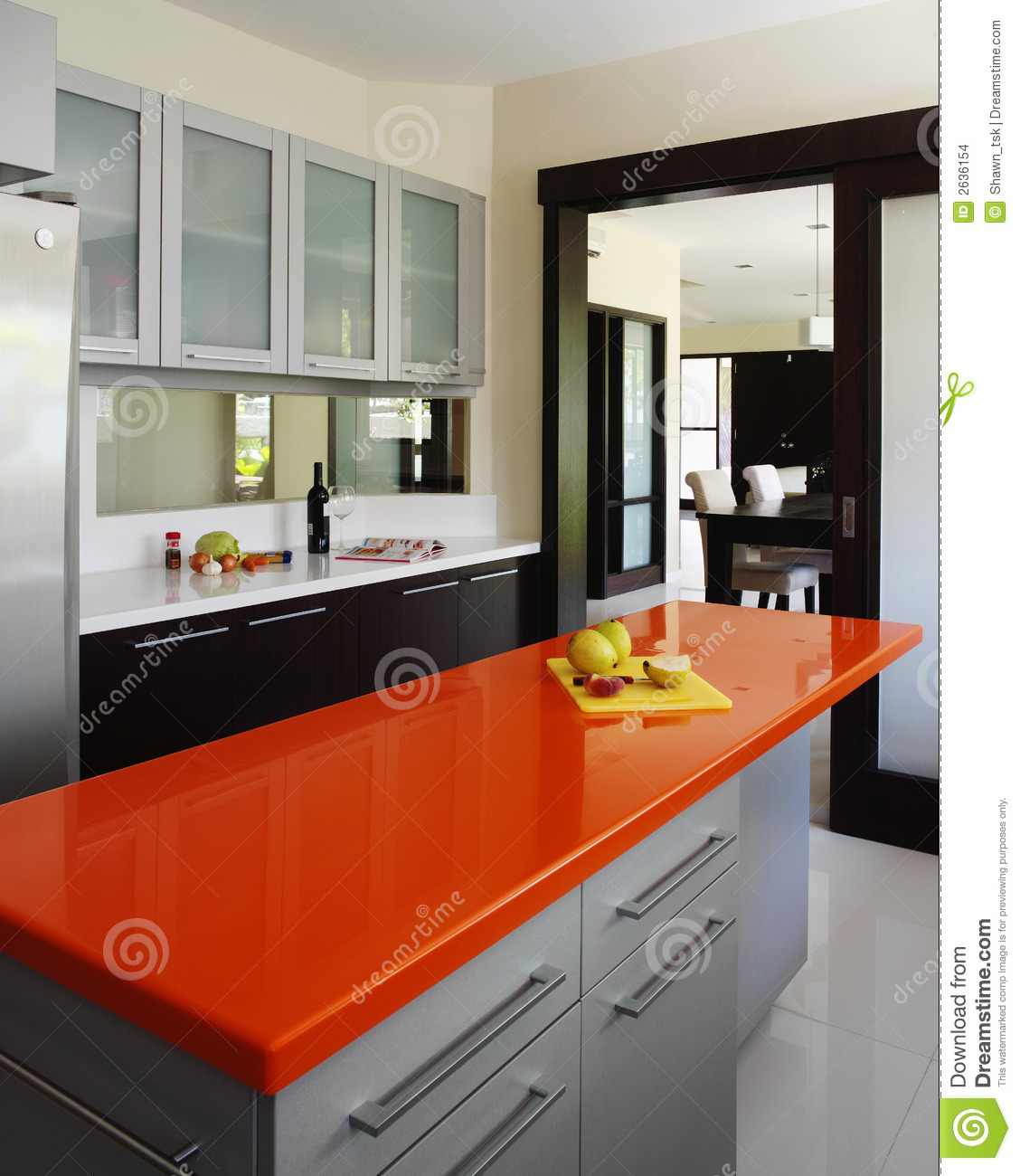 Interior Design Kitchen Stock Images Image 2636154