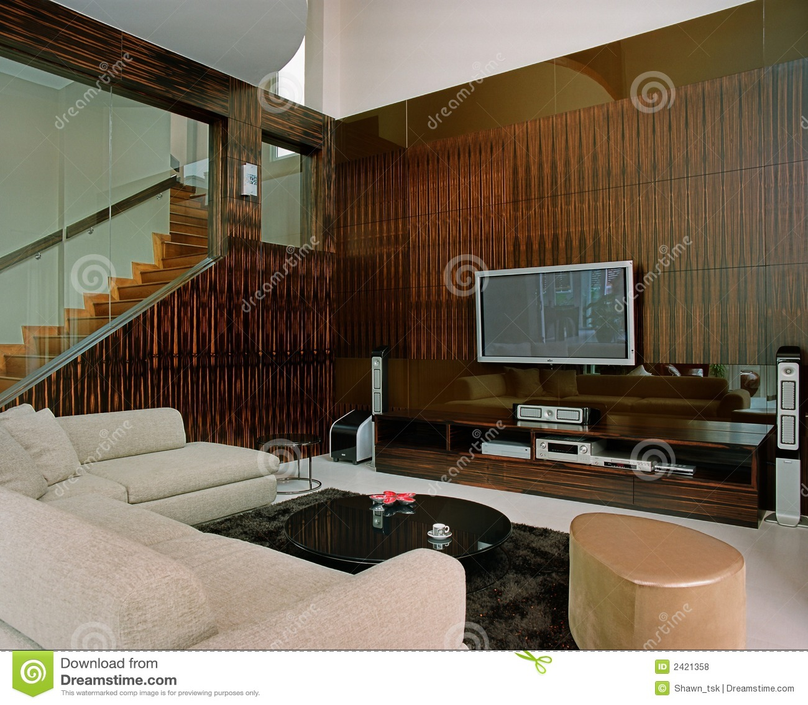 Interior Design Living Royalty Free Stock Photos Image 2421358