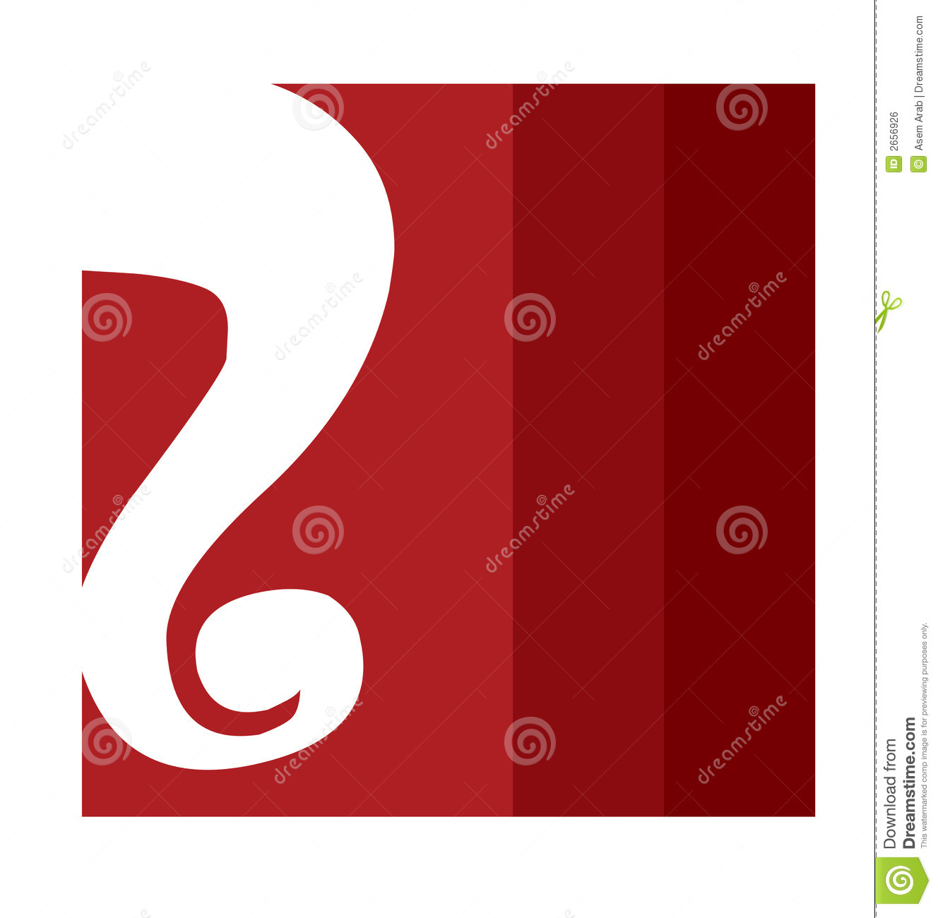 Interior Design Logo Stock Vector Image Of Curve Design