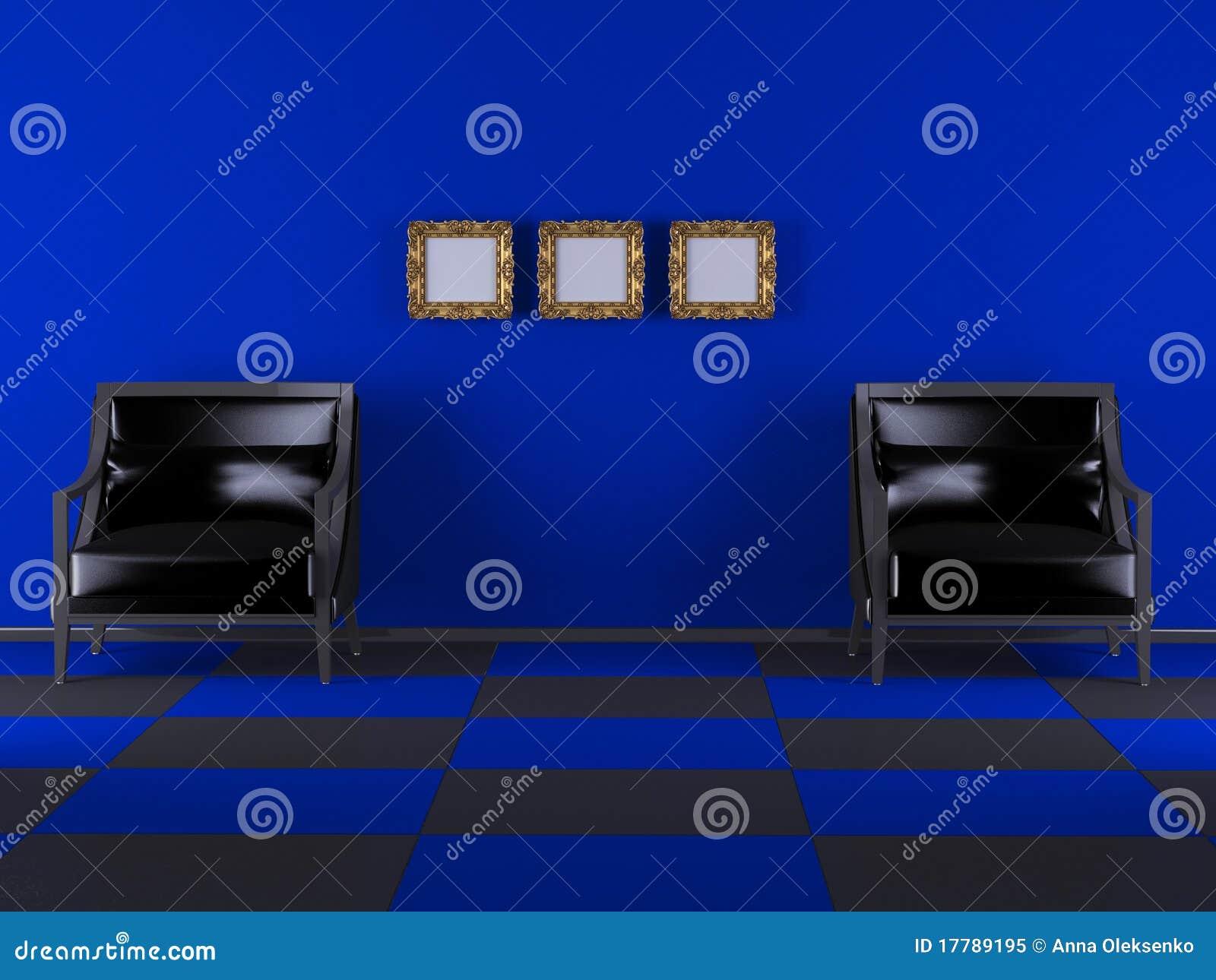 Interior design of luxury living room royalty free stock photo image