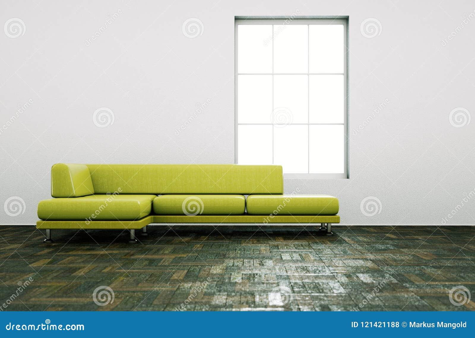 Enjoyable Interior Design Modern Bright Room With Black Sofa Stock Beatyapartments Chair Design Images Beatyapartmentscom