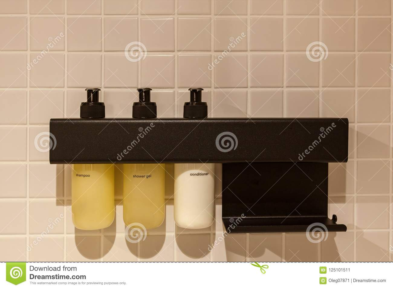 Interior And Objects In The Bathroom Stock Image - Image of