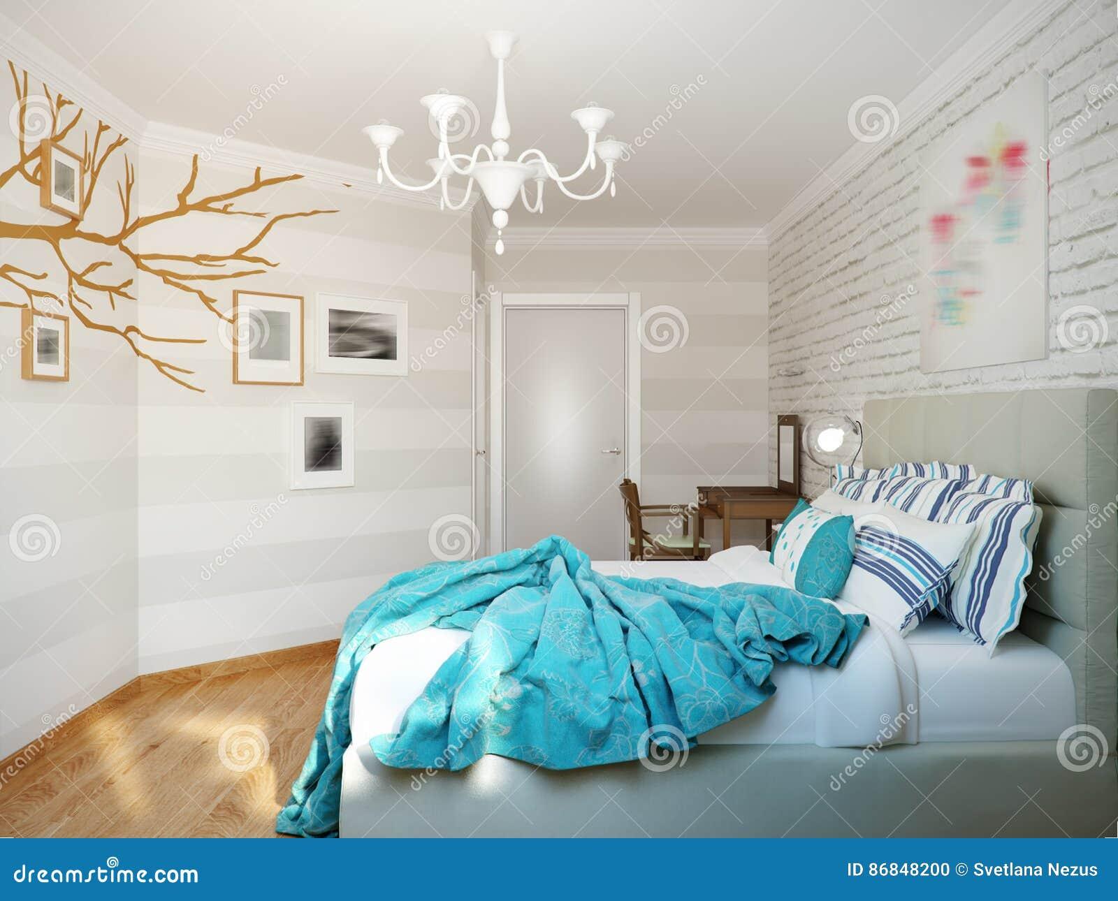 Interior design moderno luminoso e accogliente della for Interior design appartamento moderno