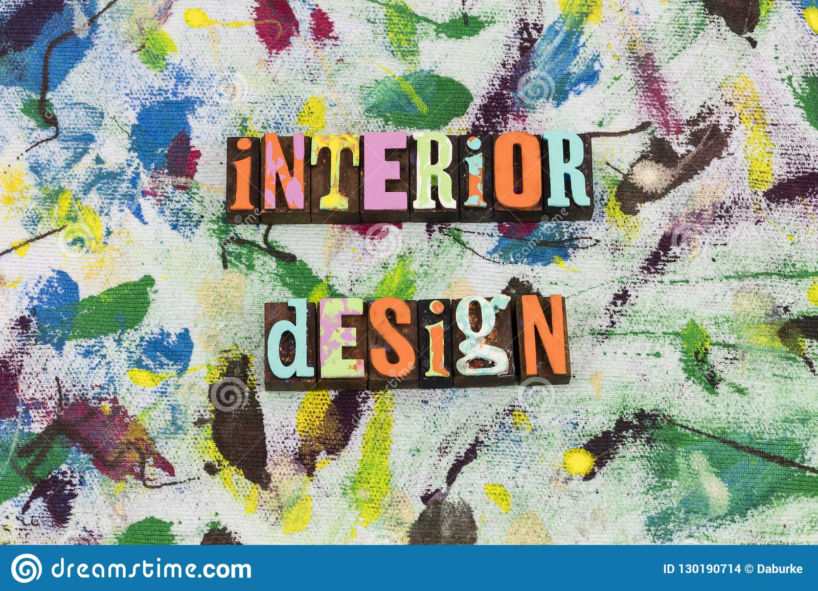 Small business interior exterior design plans graphic typography letterpress home marketing creativity decoration house project social media improvement
