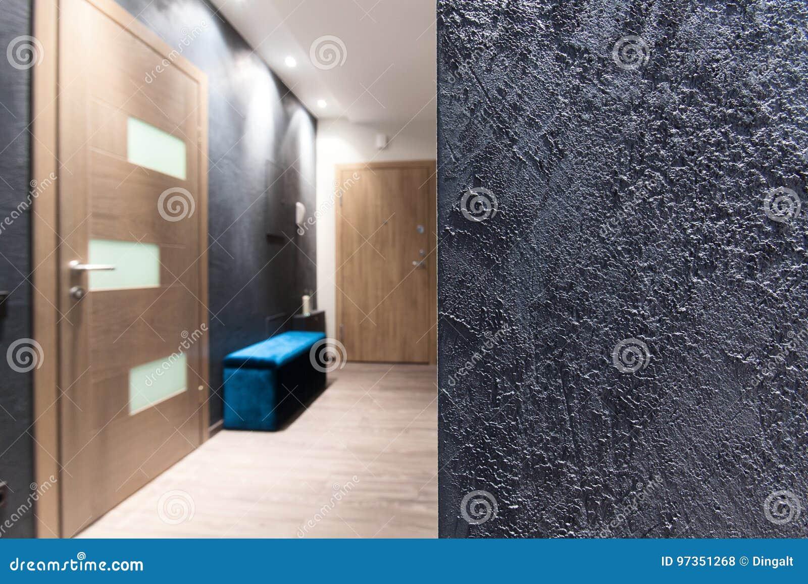 Beau Interior Design   Rough Wall Texture