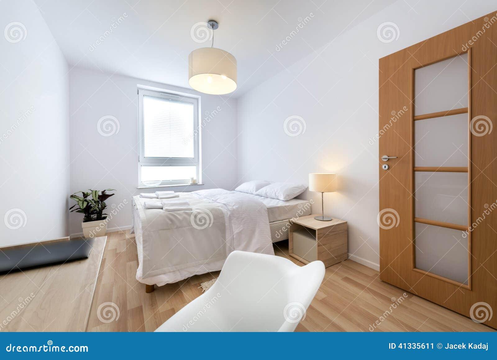 Interior Design Series Modern Bedroom Stock Photo Image