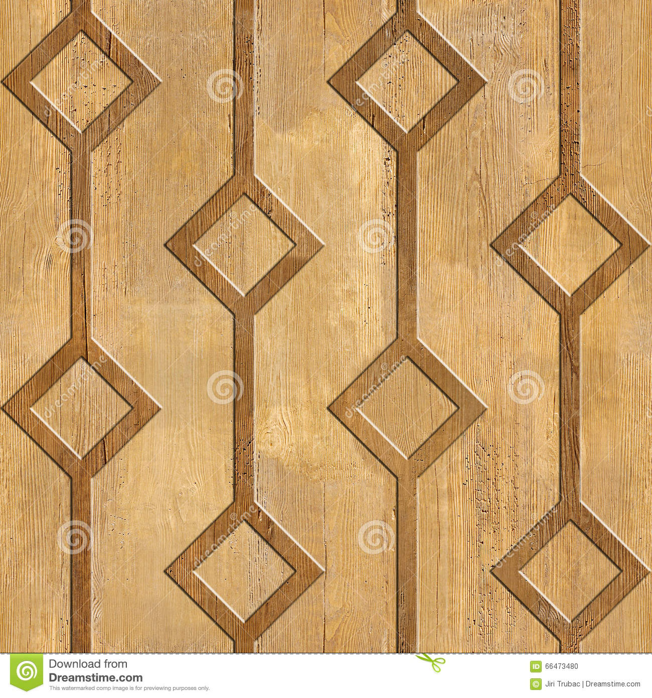 Interior Design Wallpaper Abstract Decorative Style Stock
