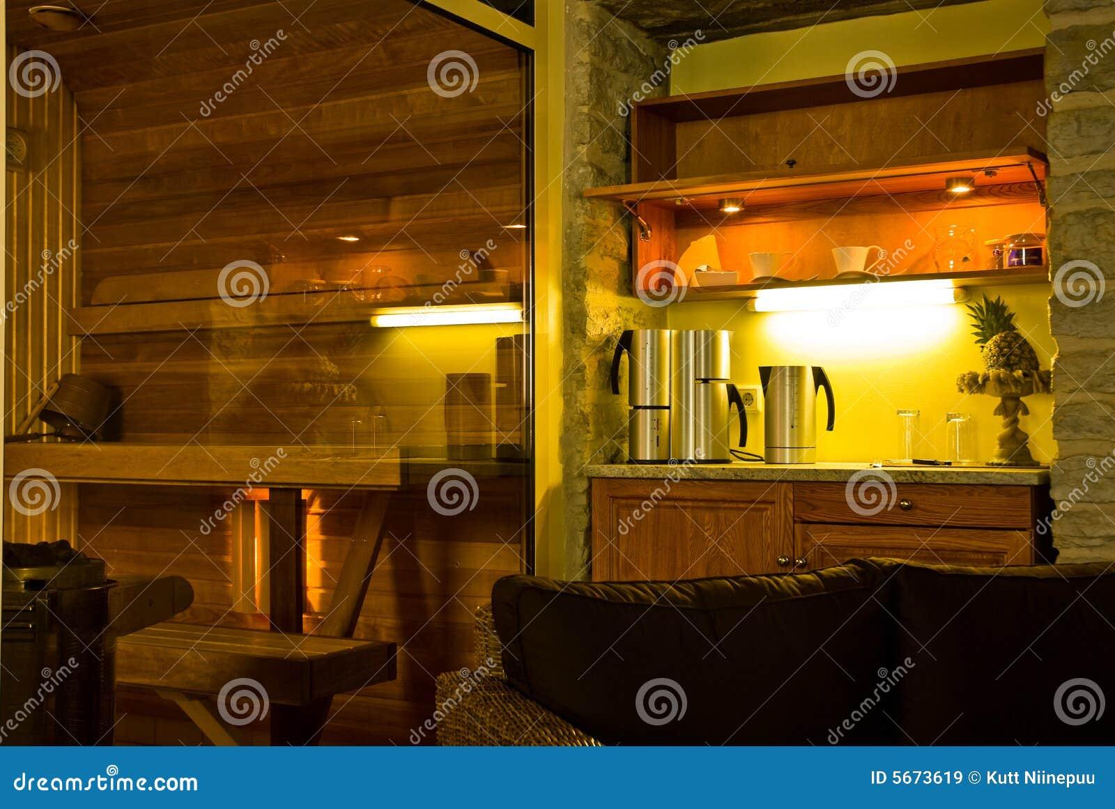 Interior do alojamento