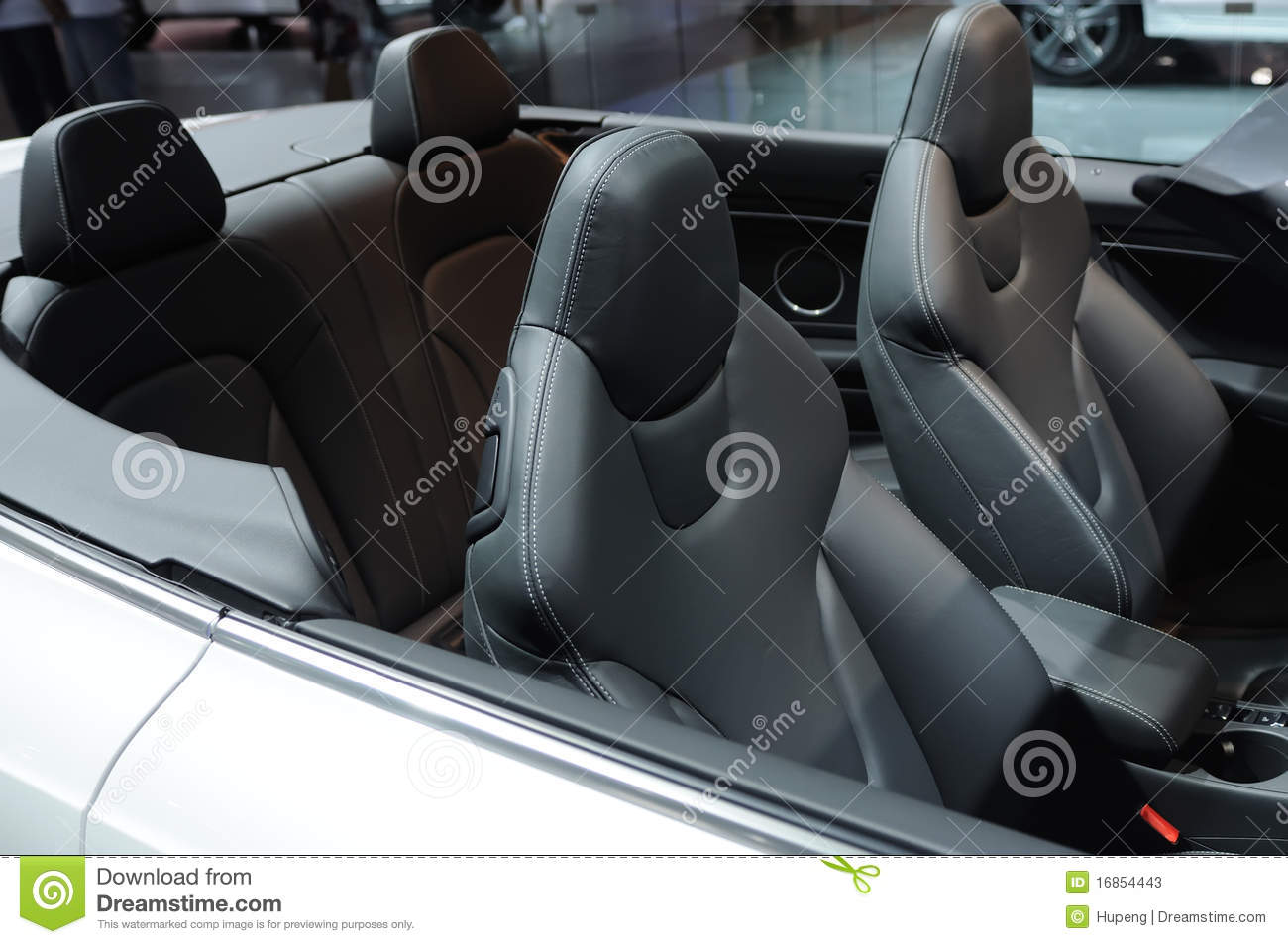 Interior do carro