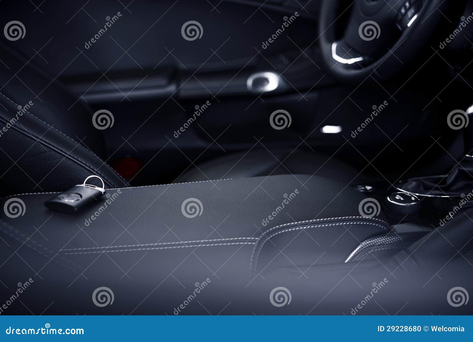 Download Interior do carro foto de stock. Imagem de horizontal - 29228680