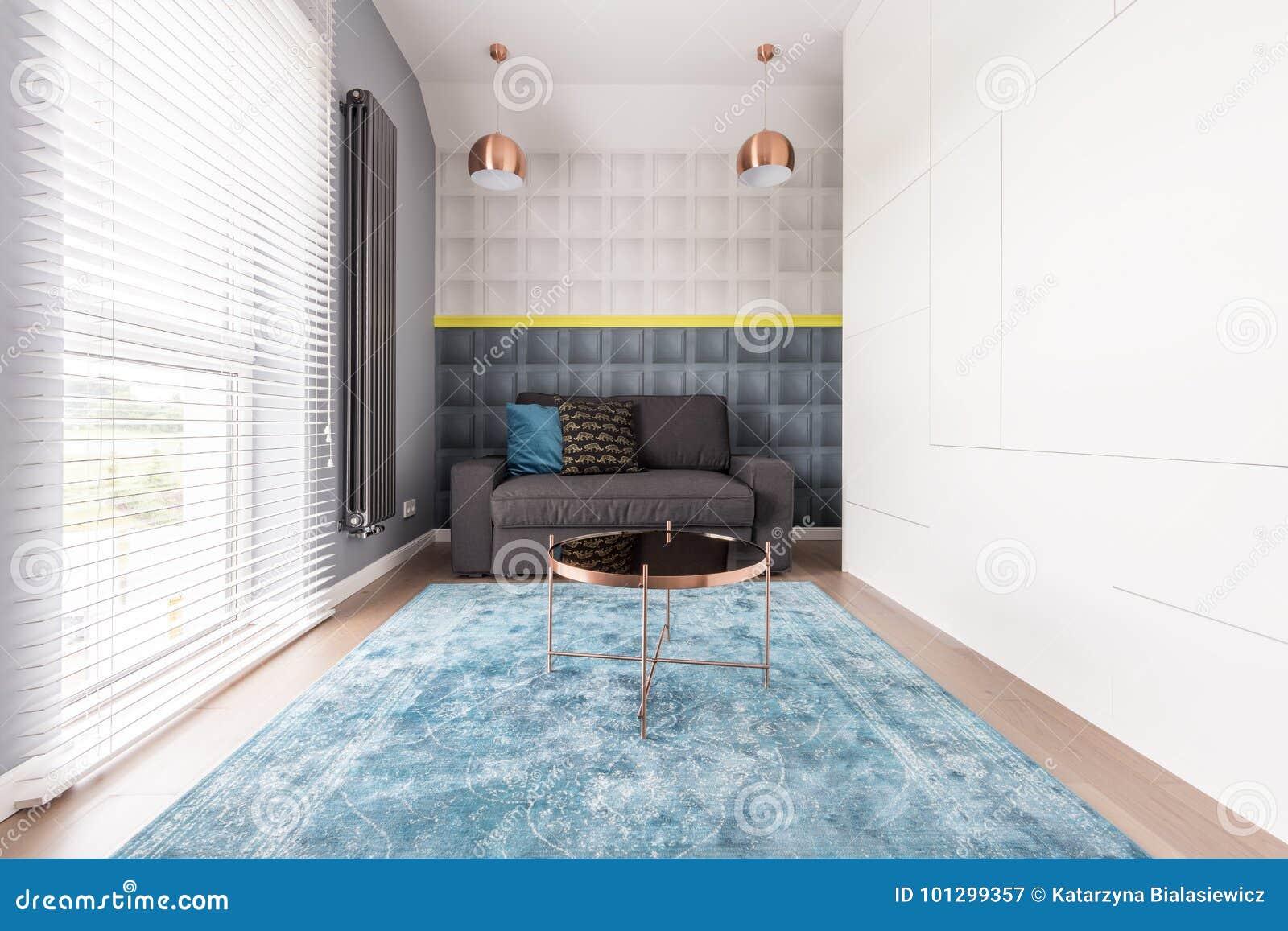 Interior Do Quarto Retangular Imagem De Stock Imagem De Home Cozy