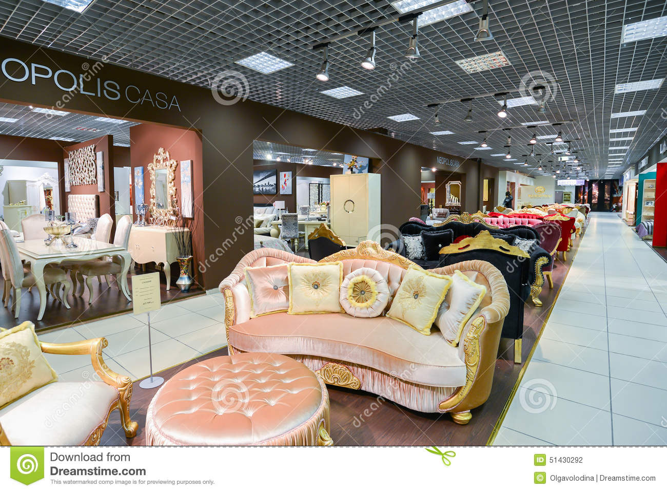 Furniture Stores In Moscow Russia