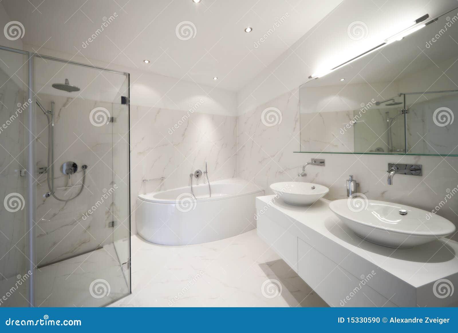 Interior Hermoso De Una Casa Moderna Foto de archivo  Imagen