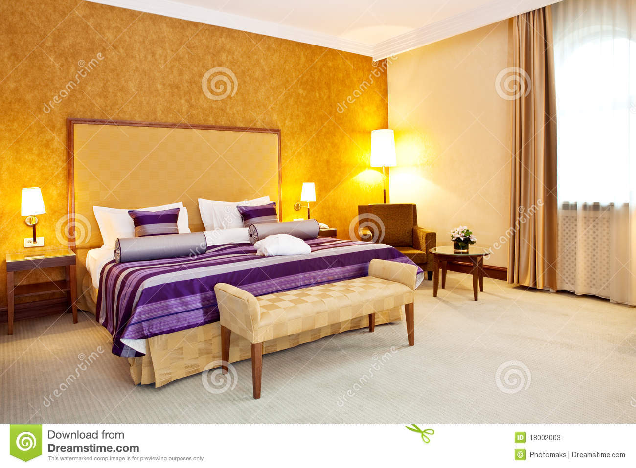Hotel Rooms Interior hotel room interior royalty free stock photo - image: 15552935