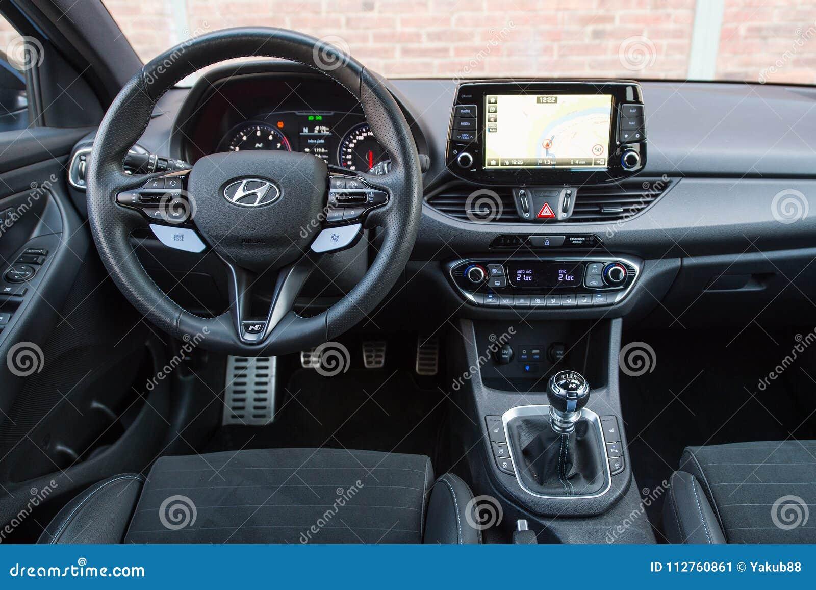Hyundai i30 N editorial photo  Image of sportscar, hyundai - 112760861