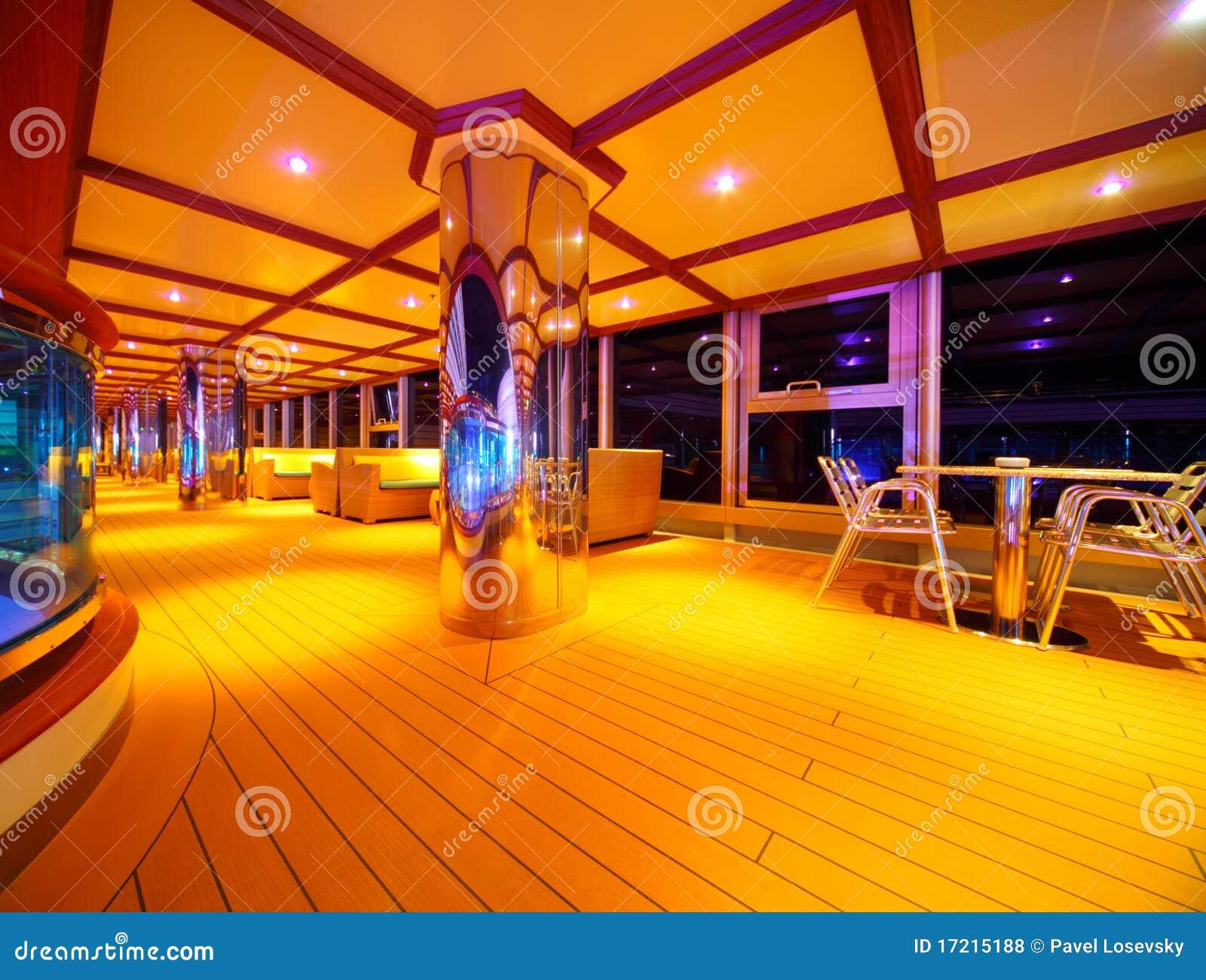 Interior Of Illuminated Restaurant On Cruise Ship Stock  : interior illuminated restaurant cruise ship 17215188 from cartoondealer.com size 1300 x 1074 jpeg 222kB
