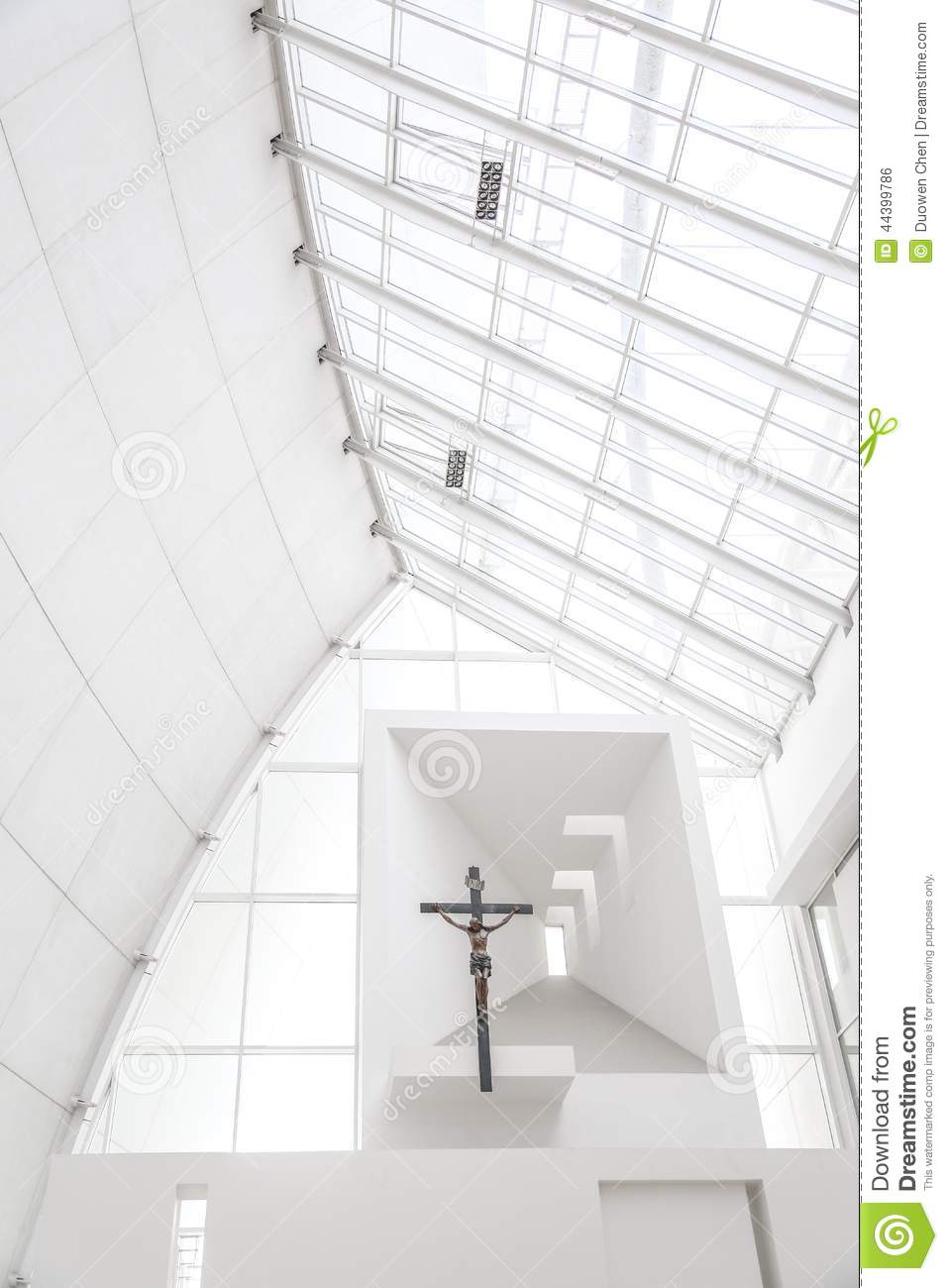 Interior Of Jubilee Church Stock Photo Image Of Structure