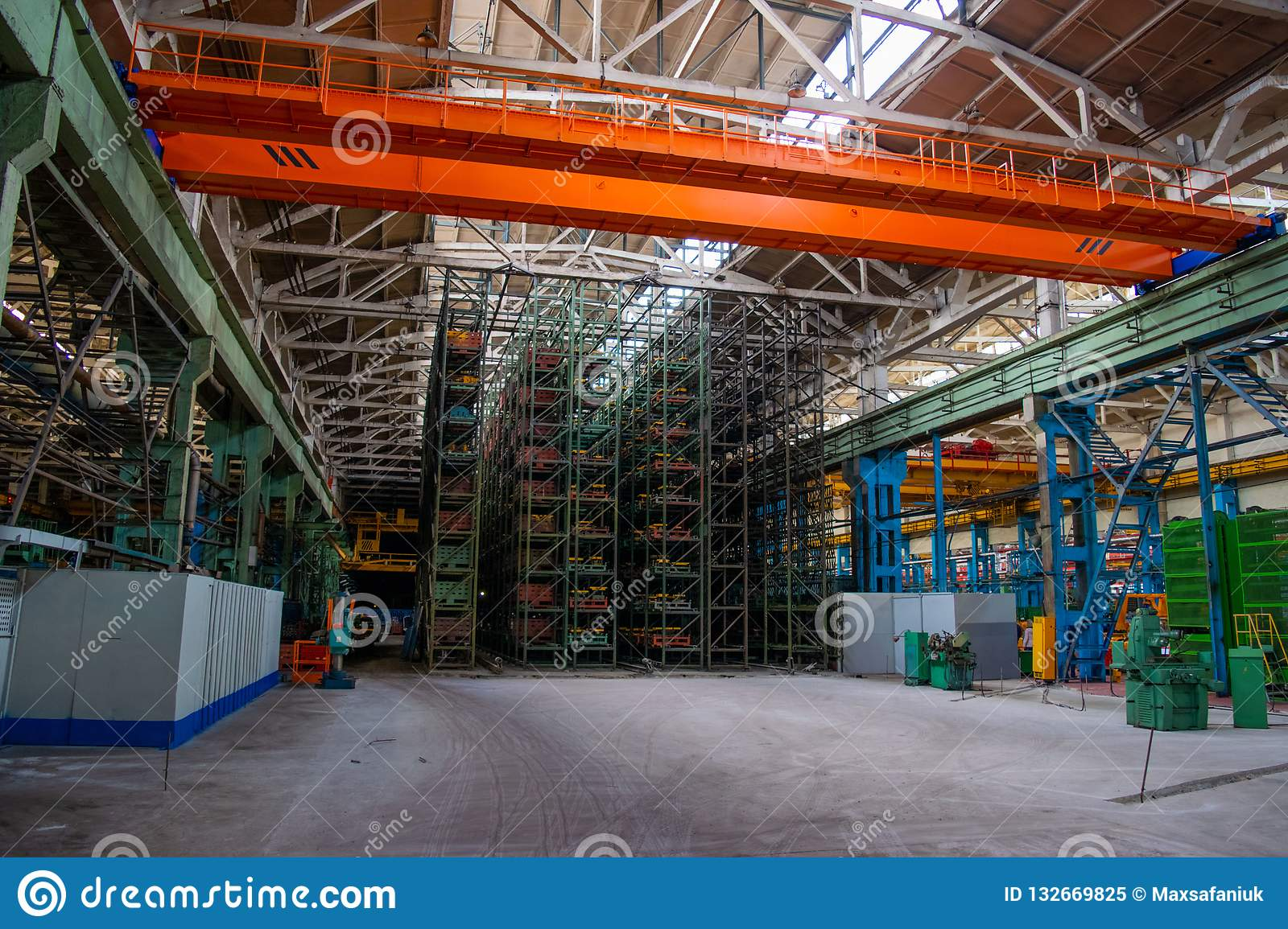 Storage product forging machines