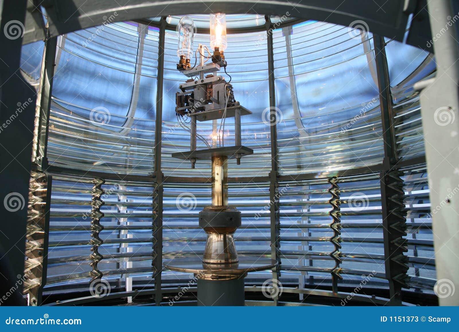 Interior lighthouse lantern stock photos image 1151373 for Light house interior