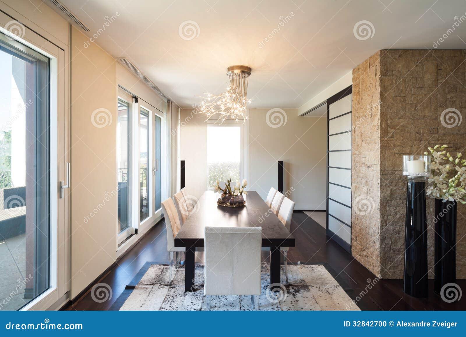Interior Luxury Apartment Stock Photo Image 32842700