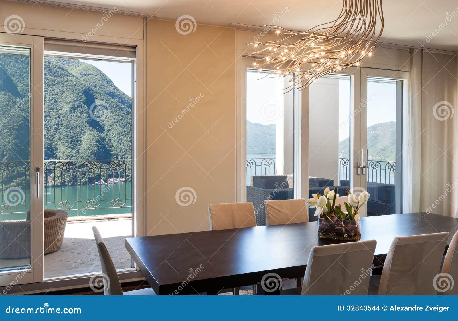 Interior Luxury Apartment Stock Images Image 32843544