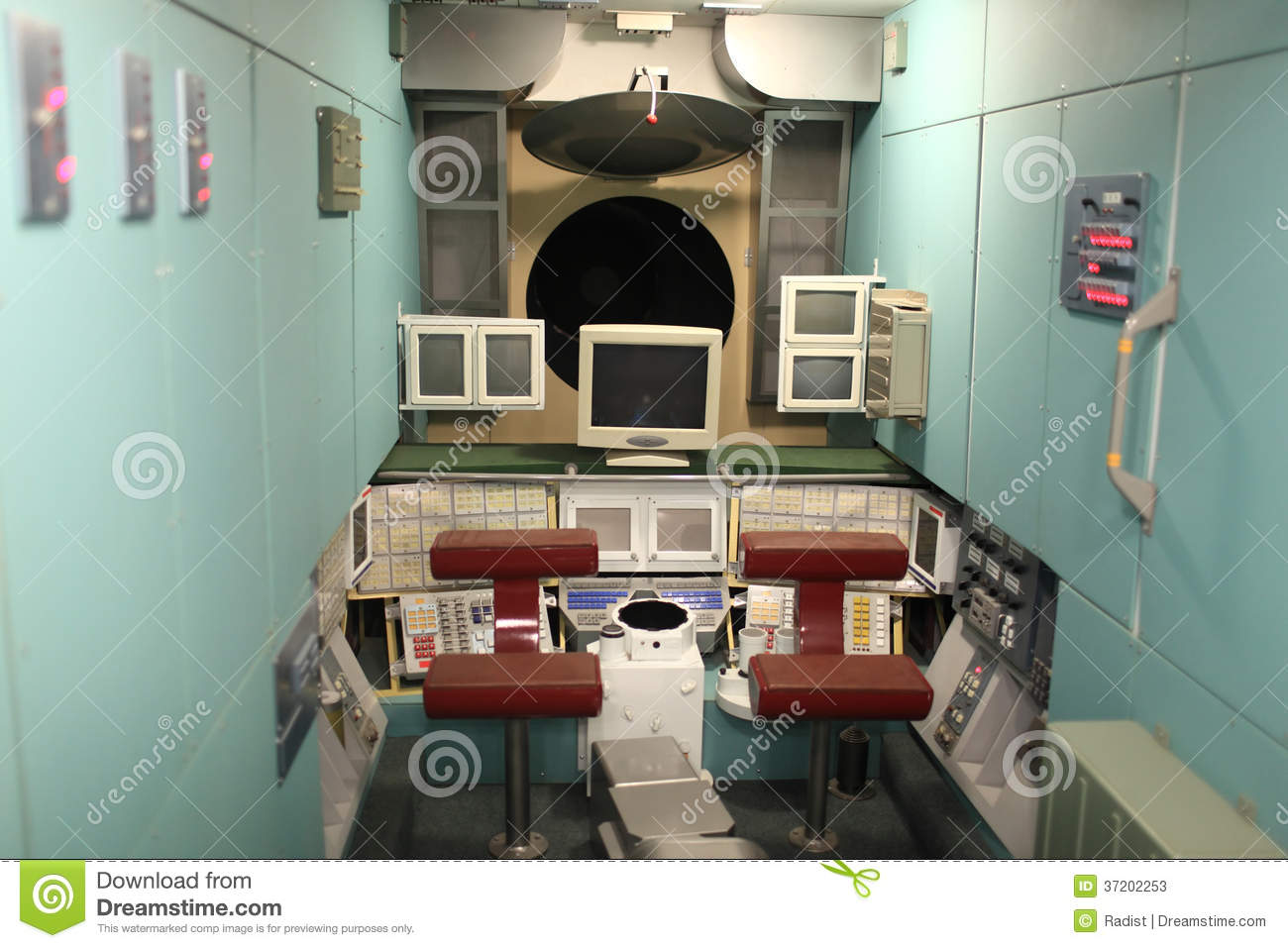 space station 5 2001 interior - photo #32