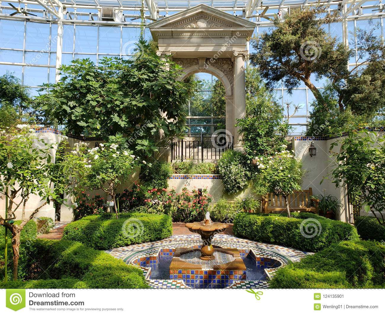 download interior of missouri botanical garden st louis mo editorial photo image of alley - Botanical Garden St Louis