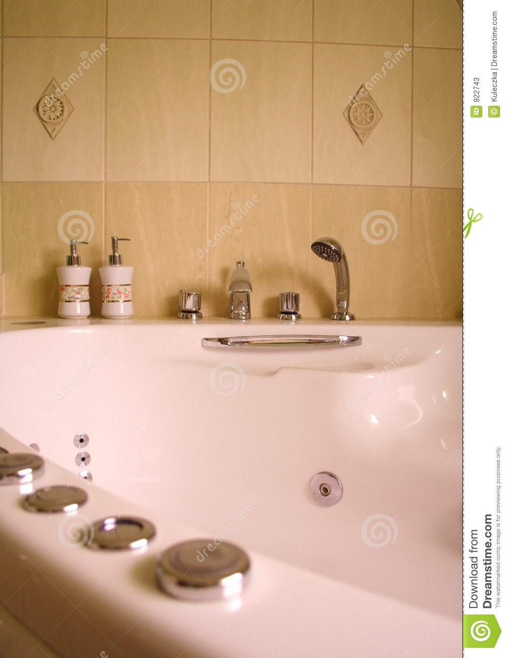 interior of modern bathroom with jacuzzi stock photos image 922743