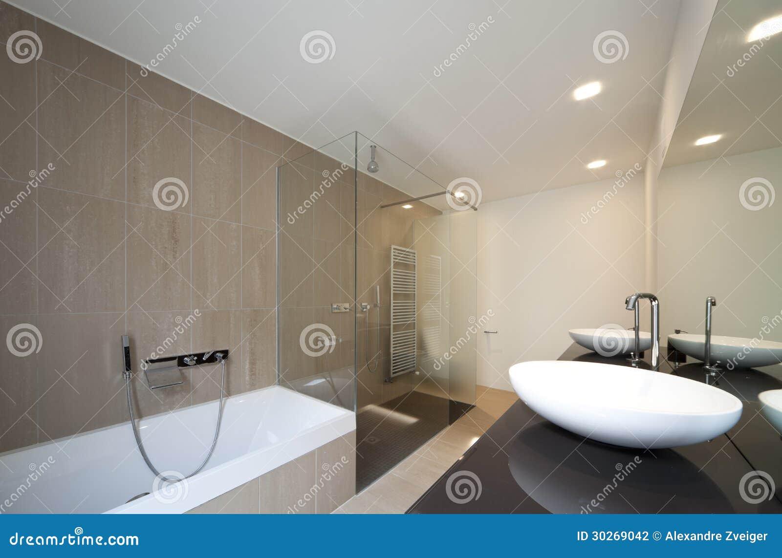 Interieur Maison Modern : Modern house interior stock photo. image of architecture 30269042