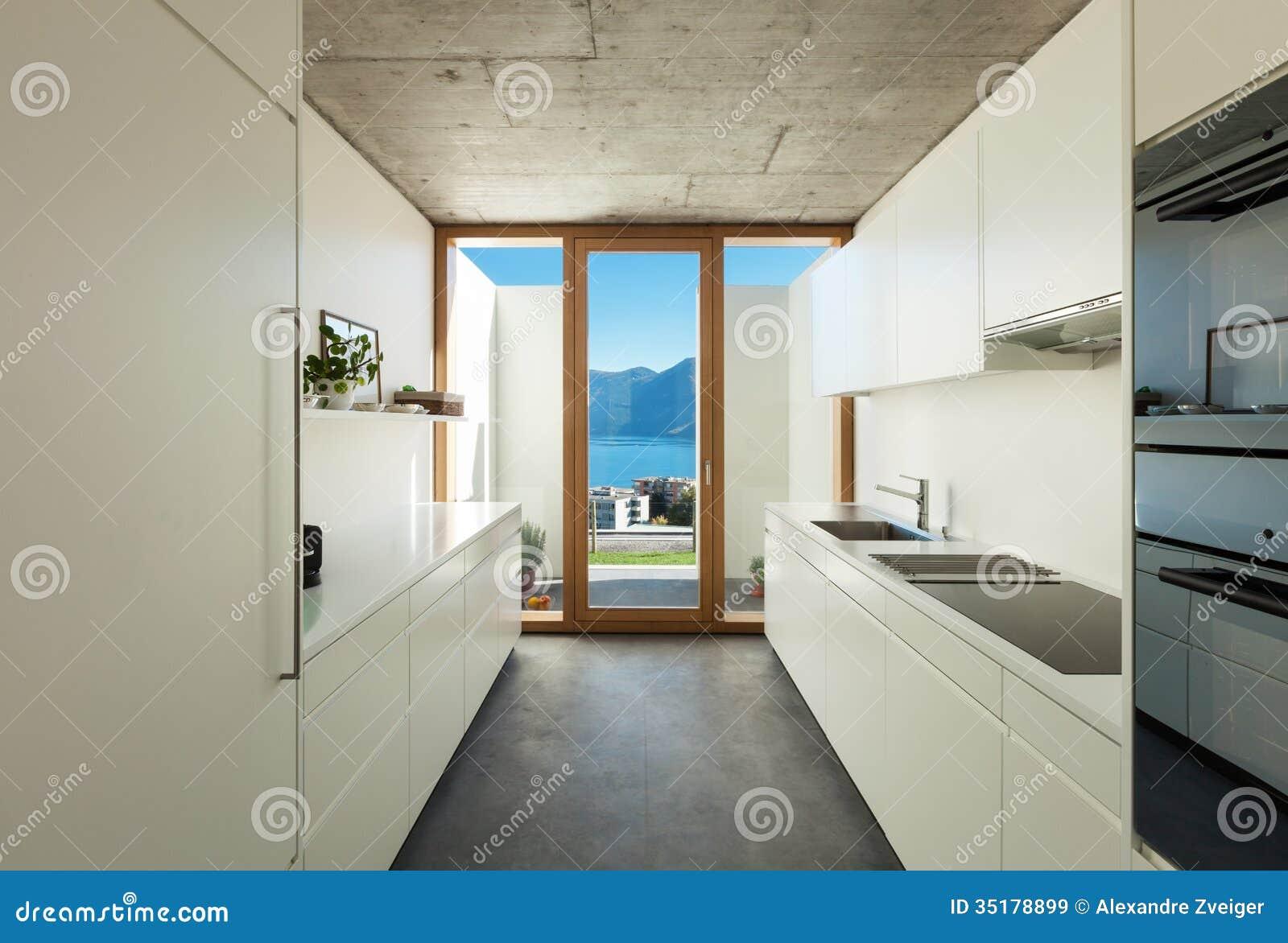 Interior modern house
